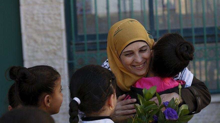 Palästinensische Lehrerin mit 900.000-Euro-Preis für didaktische Methode ausgezeichnet