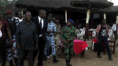 Hollande, Macky Sall, Drogba, others console Ivory Coast