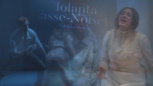 Der doppelte Tschaikowski - oder: Wie die Pariser Oper mit Iolanta die Nuss knackt