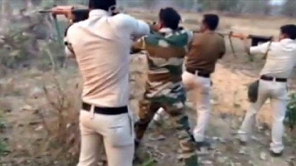 Drei Tote in Indien: Behörden erschießen wilde Bärin