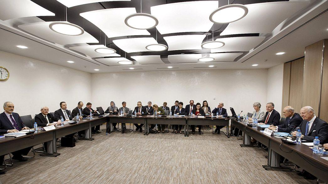 В Женеве открылся новый раунд переговоров по Сирии