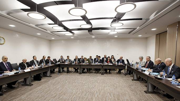 A fresh round of Syrian peace talks gets underway in Geneva