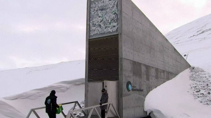 Doomsday Vault ensures a failsafe backup for the world's seeds