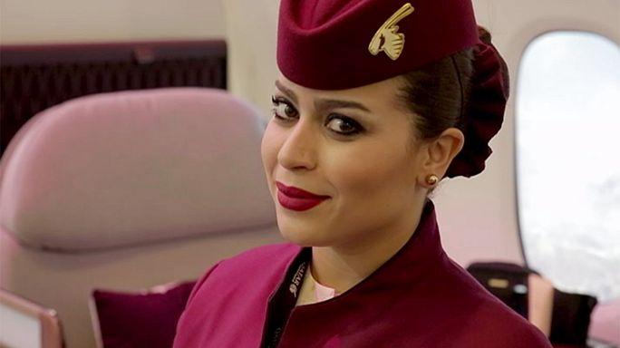 Légitársaságok versenye - a leghosszabb repülőút a Qatar Airways-é