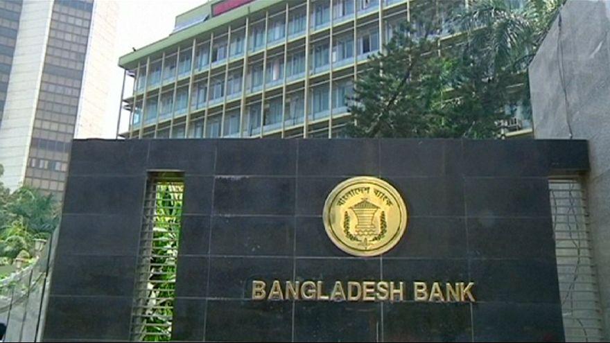 جنجال در بنگلادش در پی سرقت چند میلیون دلاری از بانک مرکزی