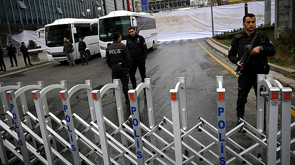 Турция: задержаны подозреваемые в причастности к теракту