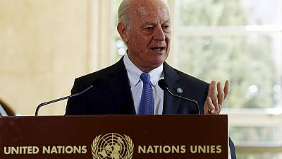 Syrie : négociations de paix difficiles ( ONU)