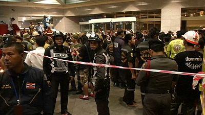 Thaïlande : un système anti-incendie se déclenche accidentellement, 8 morts