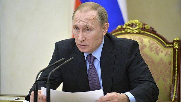 Путин приказал вывести войска РФ из Сирии