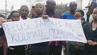 Cameroun : protestations devant un hôpital à Douala