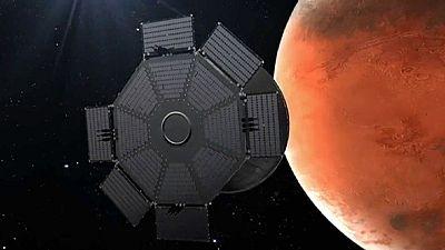 Spazio: l'Europa verso Marte a caccia della vita