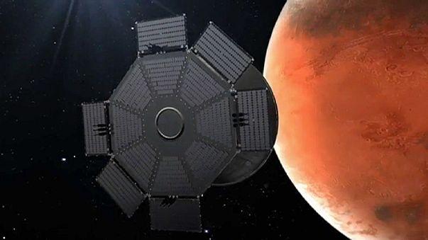 ExoMars mission leaves Earth's orbit heading for Mars
