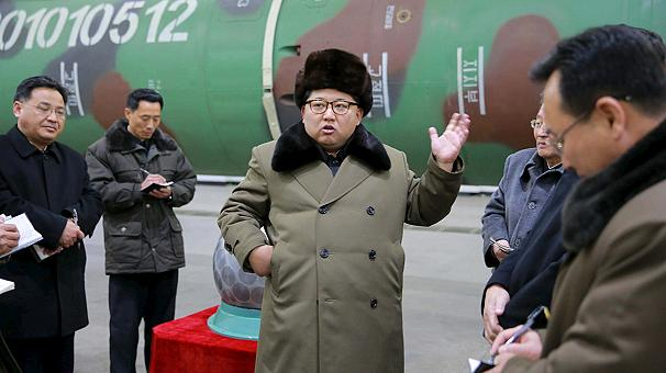 North Korea Says It Plans to Test Ballistic Missiles, Nuclear Warhead