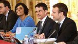 Франция: власти внесли поправки к реформе трудового кодекса