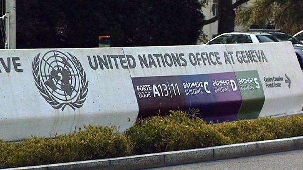 Negociações de paz para a Síria recomeçam em Genebra
