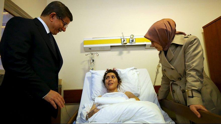 Primeiro-ministro turco acusa PKK de autoria de ataque em Ancara