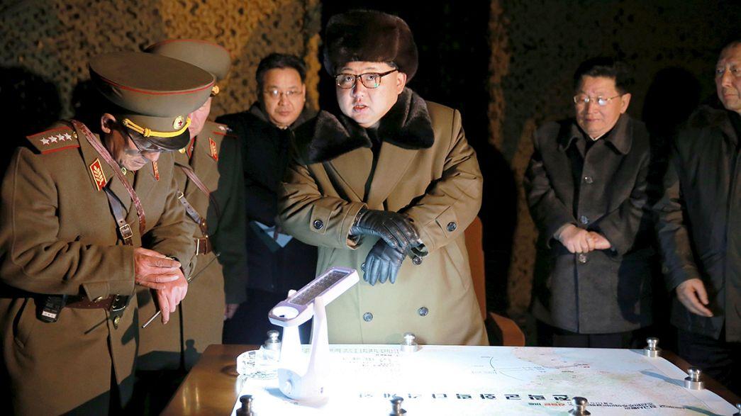 Nordkorea: Kim Jong Un will bald wieder Atomwaffen testen