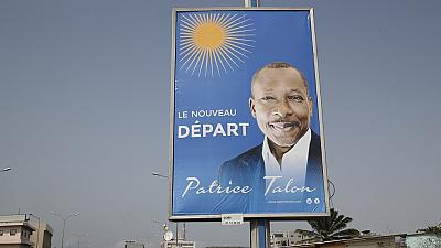 Businessman Talon receives major backing ahead of Benin's March 20 run-off