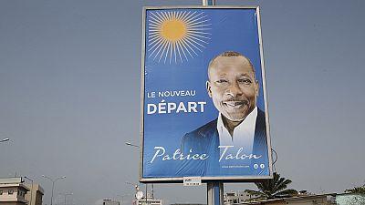 Présidentielle au Bénin : 24 candidats derrière Talon au second tour