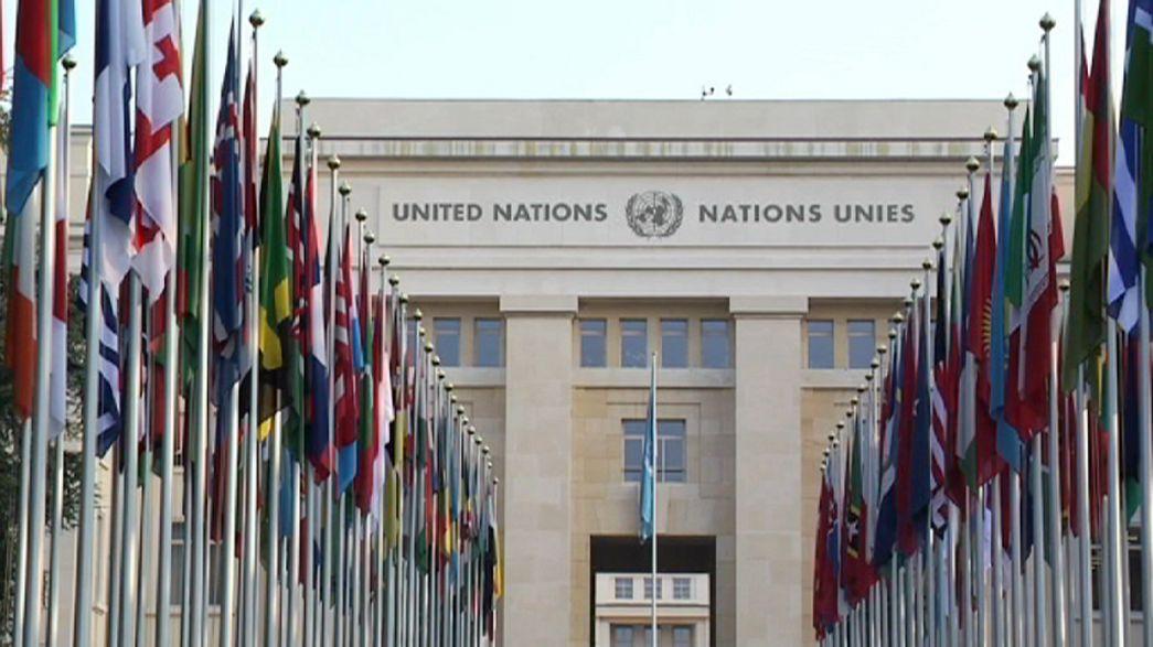 دعوات إلى إنهاء الصراع في سوريا خلال محادثات جنيف