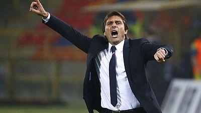 Chelsea target Antonio Conte to quit Italy job