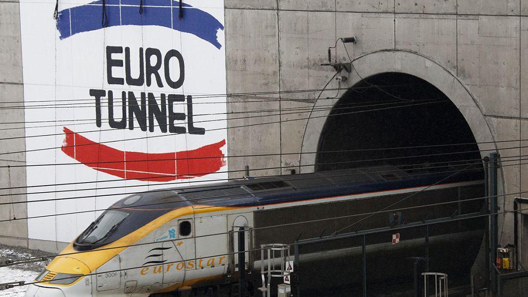 Eurostar ganó un 40% menos en 2015 por la libra esterlina fuerte y los atentados en París