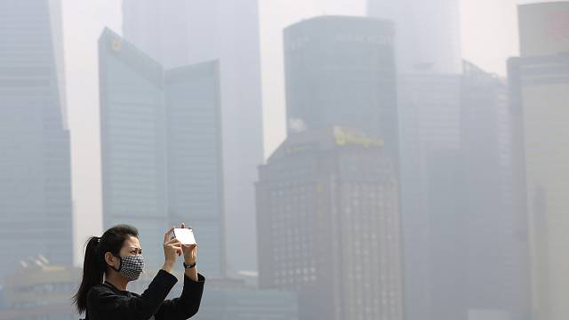 'Unhealthy environments' kill 12.6 million people annually - WHO report