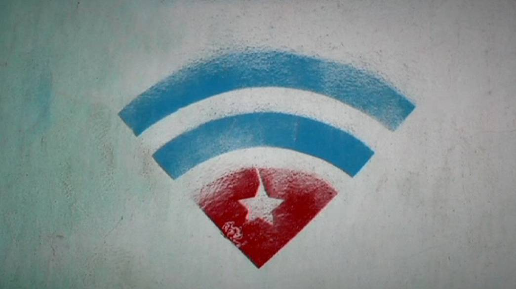 US expands Cuba telecoms and travel links ahead of Obama visit