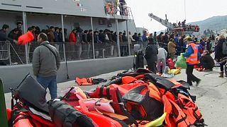 Flüchtlingskrise: Griechenland an der Belastungsgrenze