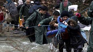 La Macédoine refoule 1 500 migrants vers la Grèce