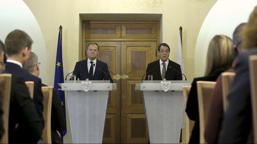 Cipro pronta a bloccare l'accordo UE-Turchia sui migranti