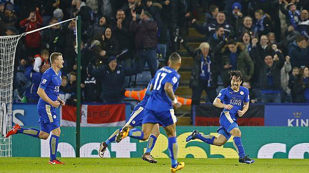 """Leicester, o """"tomba-gigantes"""" que ameaça ser campeão"""