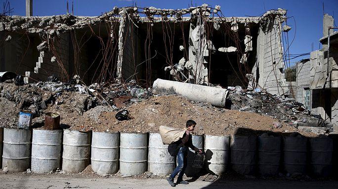 رئيس الوفد السوري المفاوض، بشار الجعفري ليورونيوز:دول الخليج ضالعة في سفك الدم السوري