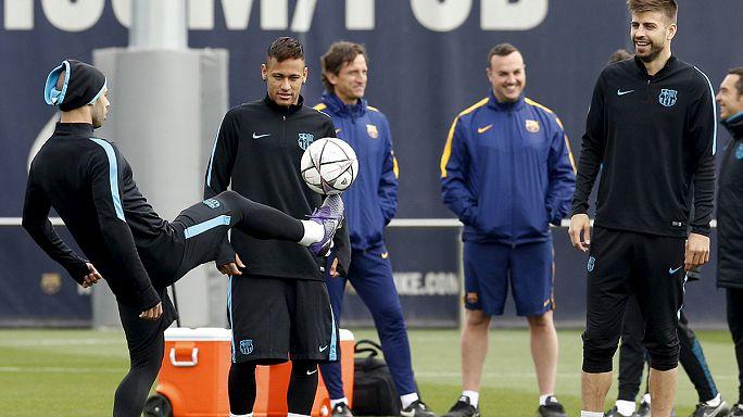 BL - Csatárgondok nehezítik a Juve dolgát Münchenben