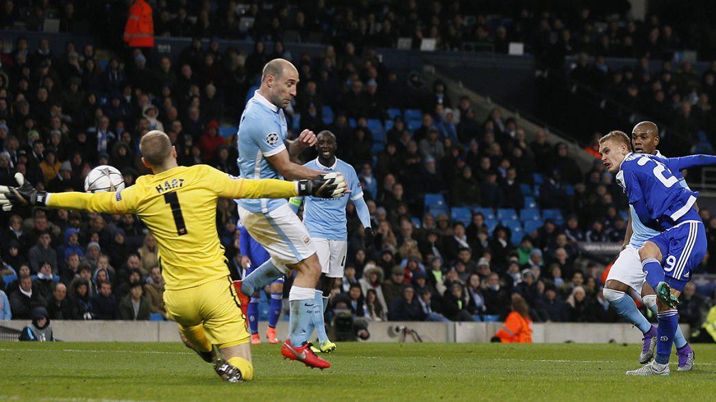 El Manchester City ya está en cuartos tras una plácida eliminatoria