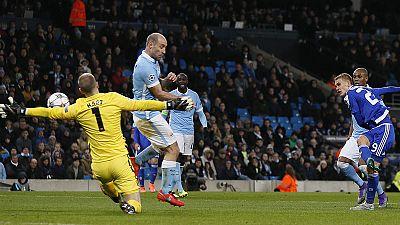 Champions League: Manchester City steht zum ersten Mal im Viertelfinale