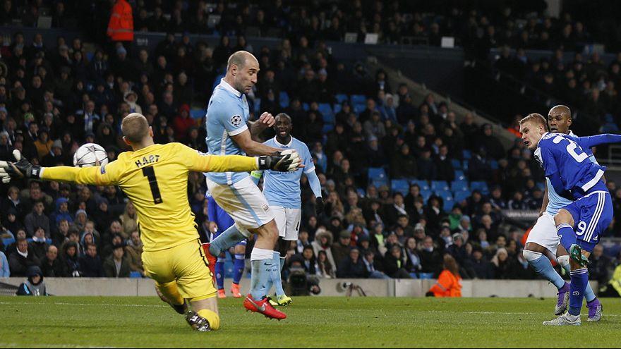 Champions: Man City qualifica-se para os quartos num jogo sem golos