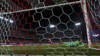BL - Büntetőkkel jutott tovább az Atlético Madrid