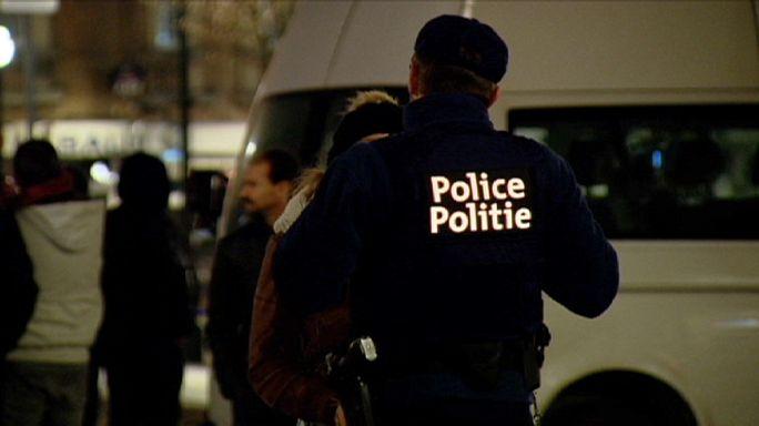 Brüksel'de terör baskını:1 ölü, 4 yaralı