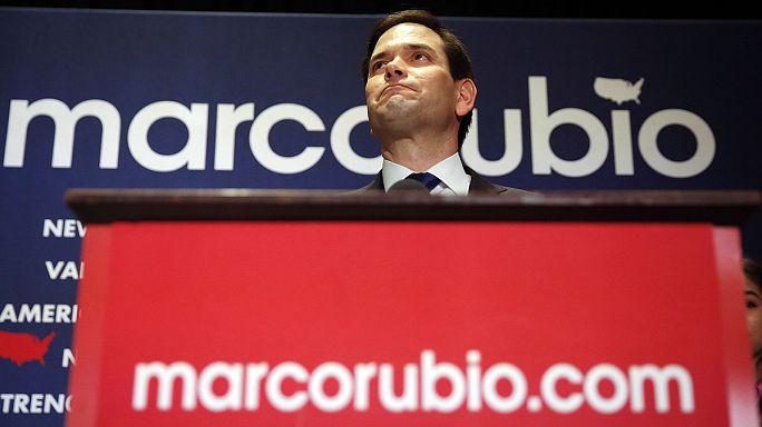 США: Марко Рубио выбывает из борьбы