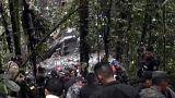 Equateur: 22 morts dans le crash d'un avion militaire