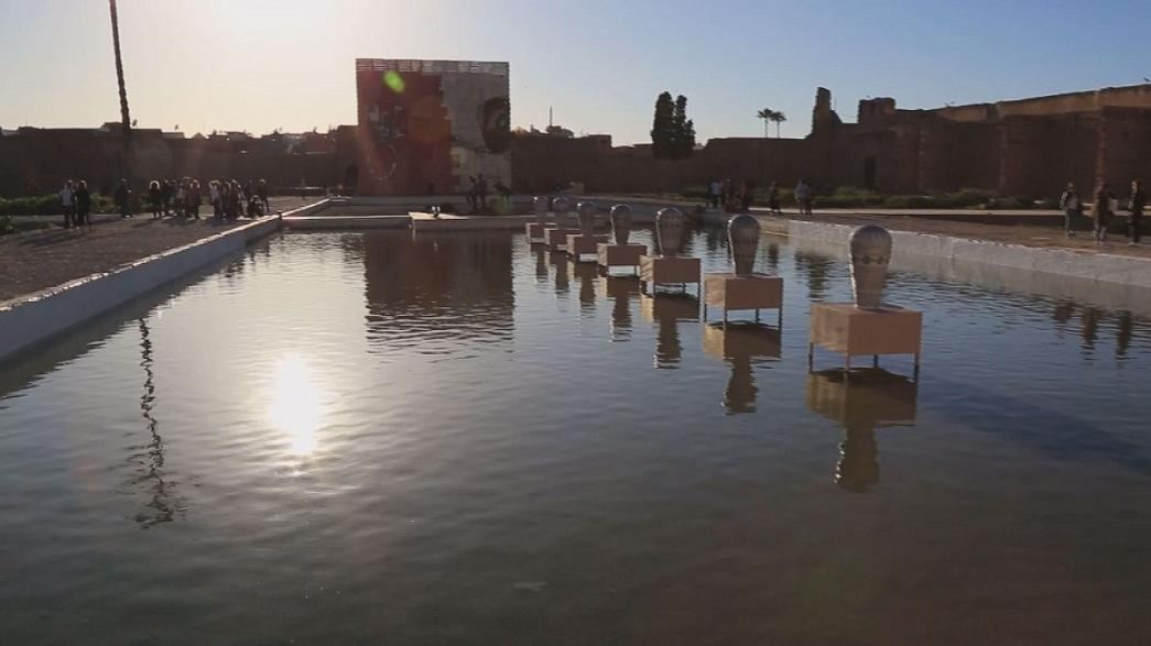 The 'Not New Now' art biennial in Marrakech