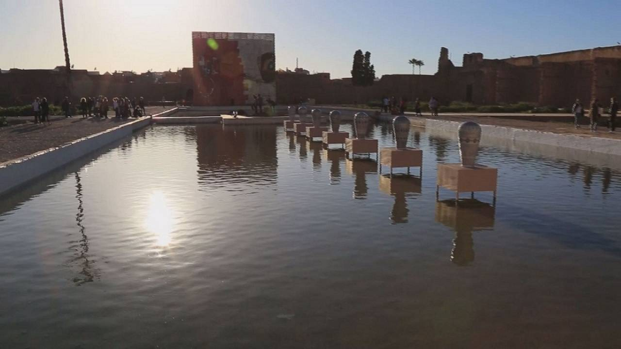 6. Kunst-Biennale in Marrakesch