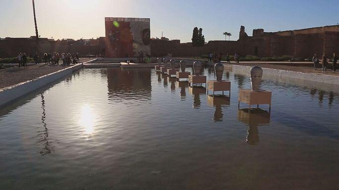 La biennale 2016 de Marrakech