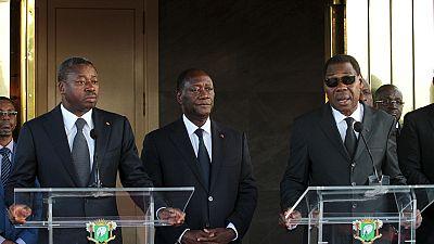 Attaque de Grand-Bassam: les présidents Béninois et Togolais pour une riposte régionale