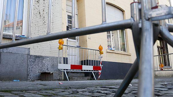 Algériai fegyverest öltek meg a brüsszeli rajtaütésben