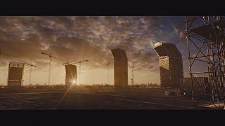 """Le film de Ben Wheatley, """"High Rise"""" : un ascensceur social très chaotique"""