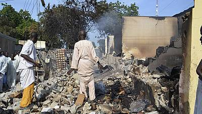 Nigeria: Female suicide bombers kill 22 worshippers in mosque