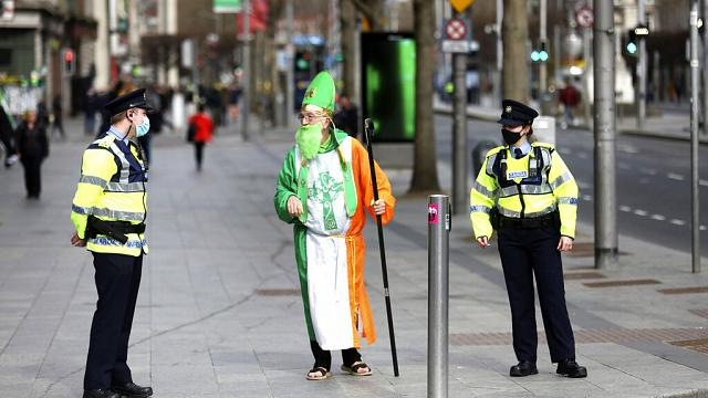 10 things you need to know about St. Patrick's Day, 17 March