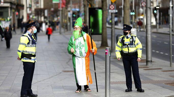 Покровитель Ірландії св. Патрік не був ірландцем і мав інше ім'я